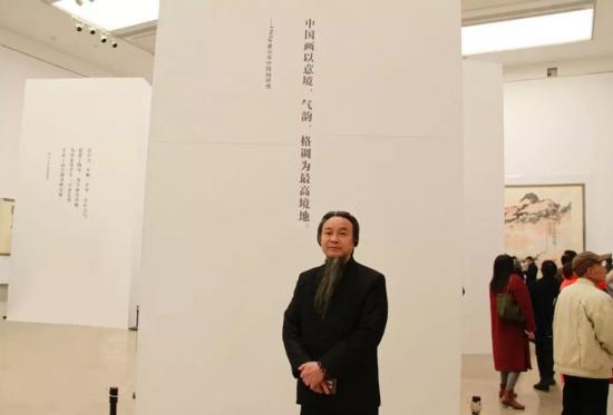 2019年中国杰出画家金晓海喜迎新春