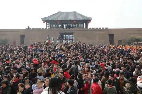 """""""西安年・最中国、周原年・最传统"""",你来了吗?"""