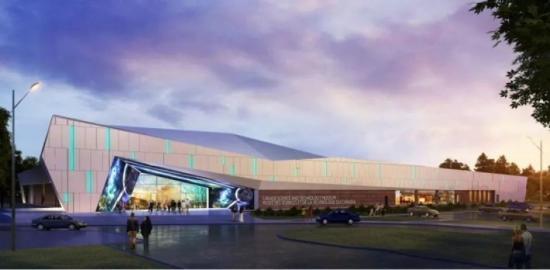 """艾比森LED显示屏成为加拿大国家级科技博物馆""""门面担当"""""""