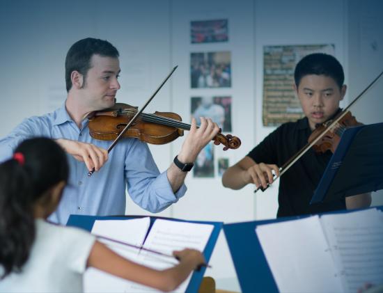 茱莉亚表演艺术夏季活动将在上海闵行区诺德安达双语学校举行 | 2019年上海弦乐活动