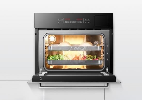 名厨帮你完成菜谱,有了老板蒸箱S275,每天都能吃到正宗名菜