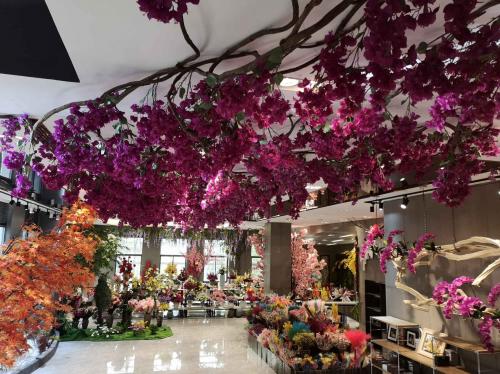 浪漫谷花卉,花艺行业的领军品牌