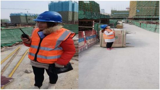 """中建三局许昌雅居乐项目 开展""""三八红旗手""""评选活动"""