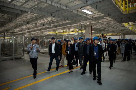 真金不怕火炼 315消费者走进拓陆者智能工厂