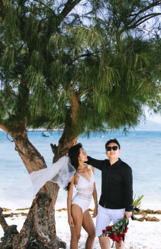 《蓝菲私人订制》到三亚拍婚纱照得多少钱――海南婚纱摄影前十名哪家好拍照注意事项