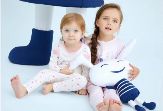 爱慕儿童牛奶系,给宝宝活力无限的春天