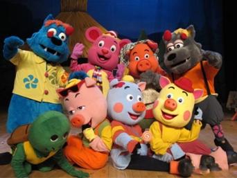儿童剧《三只小猪》3月23日将在双福新鸥鹏·拉菲公馆欢乐上演!