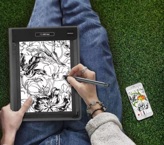 《福布斯》专栏作家评测柔记   将传统书写带入数字时代