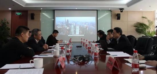 国投信达集团在京接待龙城区领导 双方达成深度合作意向