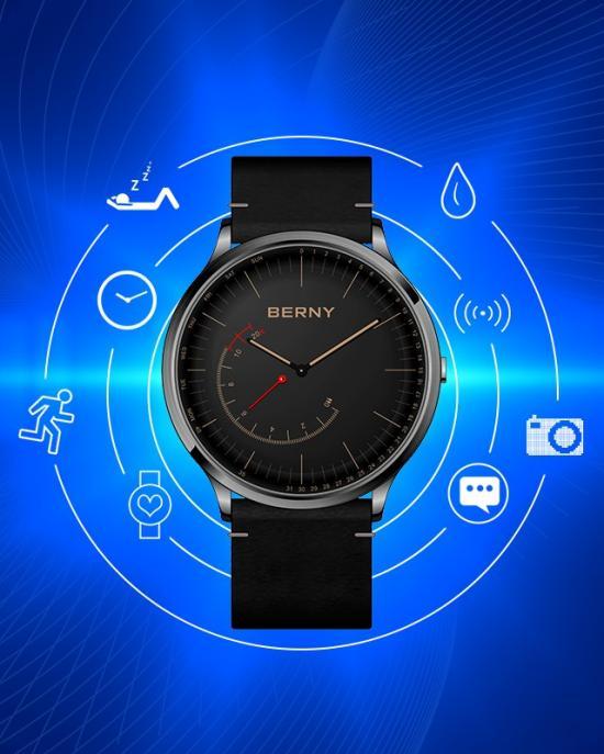 手表的传统与智能