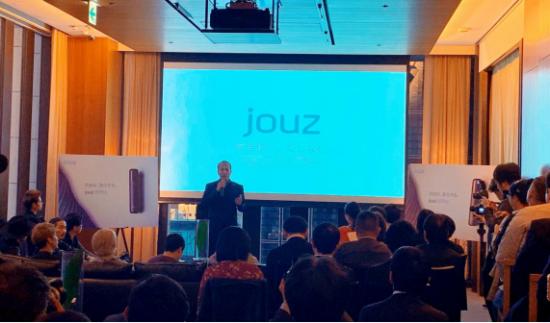 电子烟界再添重磅级成员,jouz S于东京首发