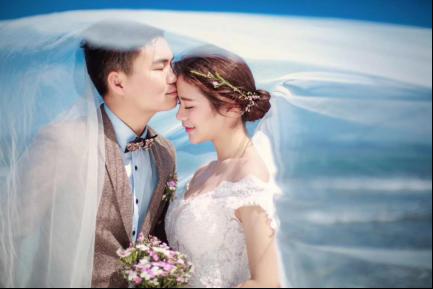 婚纱照技巧:郑州婚纱摄影照哪家拍的好,婚纱拍摄【蓝菲】基地地址