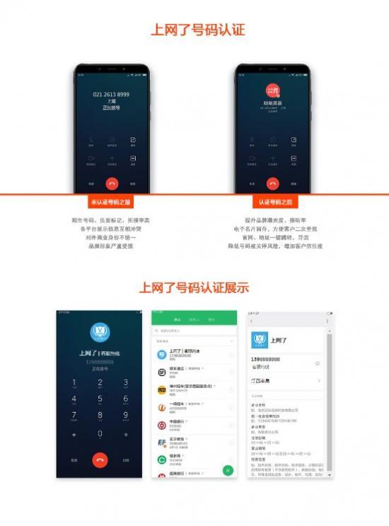 """""""上网了""""号码认证代理平台全国招商"""