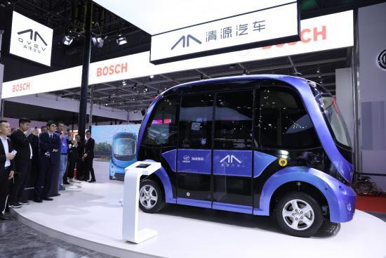 剑指未来科技 清源汽车与中汽研、苏州金龙客车达成自动驾驶战略合作