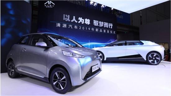 手艺引领科技赋能清源汽车打造面向未来的新动力产物