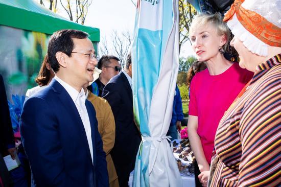 中国-中东欧国家文化艺术嘉年华落幕 尽展北京世界形象