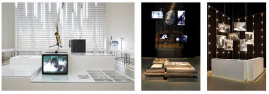 古驰于米兰Gucci Hub举办展览 致敬意大利实验剧场先锋里奥(Leo)与佩拉(Perla)