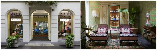 古驰推出全新Gucci Décor家饰系列单品 于米兰开设家饰系列限时店