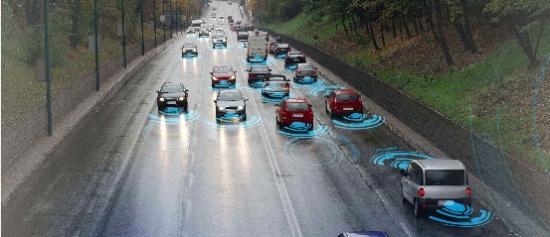 汽车智能防撞控制系统原理