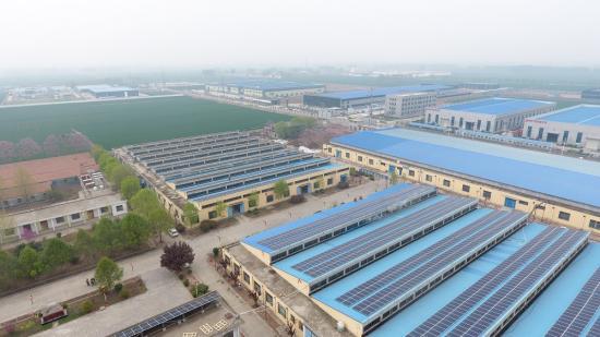 品质中国红,助力工商业!固德威推动传统纺织厂开辟降本增效新思路