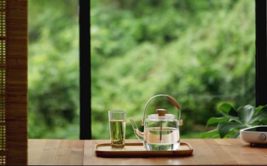 匠心设计玻璃茶具——鸣盏感温提梁壶MZ-8001全新上市
