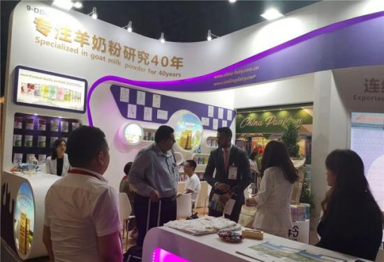 红星美羚亚洲(泰国)食品展圆满结束,加快国际交流,助推中国羊奶发展-焦点中国网