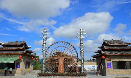 侗情水庄——桂林旅游名胜景点