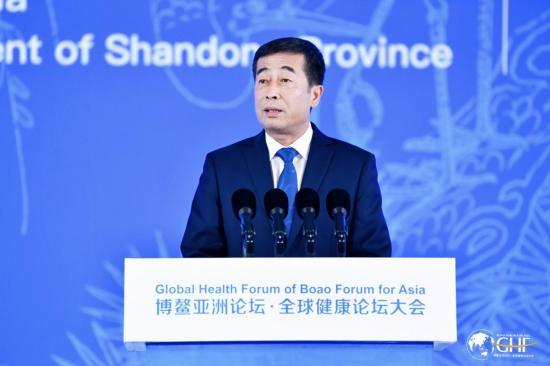 金领冠亮相博鳌亚洲论坛 用科技力量推动中国乳业正向发展