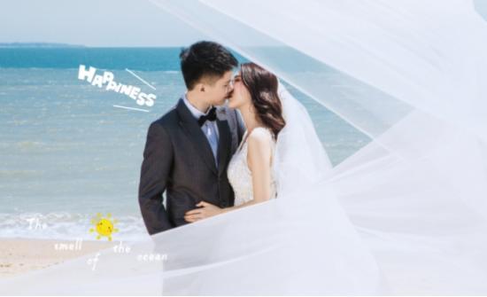 《藍菲》三亞婚紗攝影品質哪家好——青島廈門前十名性價比工作室