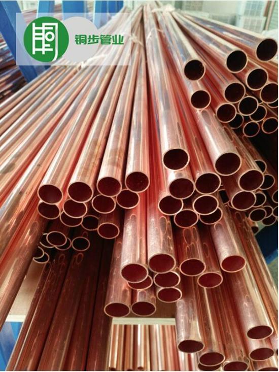 铜步紫铜水管成为家装给水管新贵