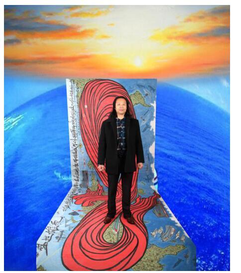 《大国之风 艺术巨匠》——国际艺术名家陈金辉、莫奈