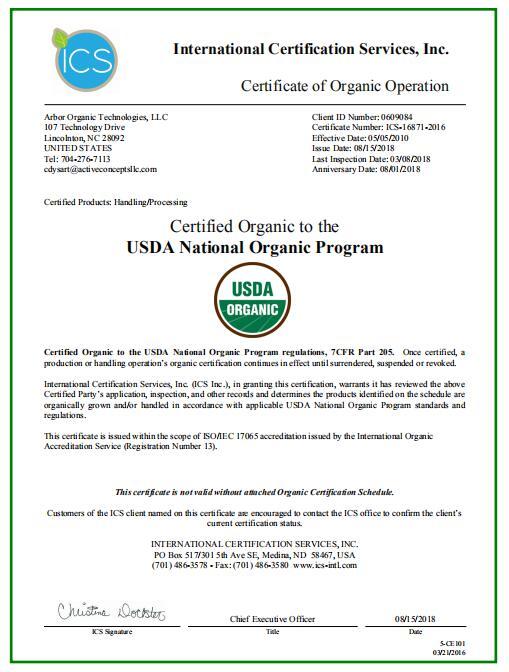 孕妇护肤品牌护加宜WHOOJOY通过美国进口有机认证原料
