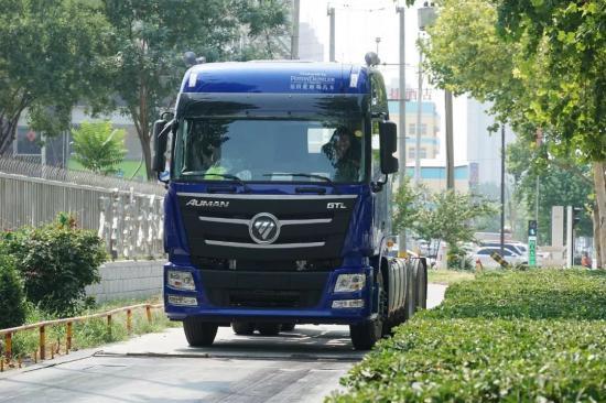 自重8吨更舒适 看欧曼GTL轻盈版如何做到安全降重