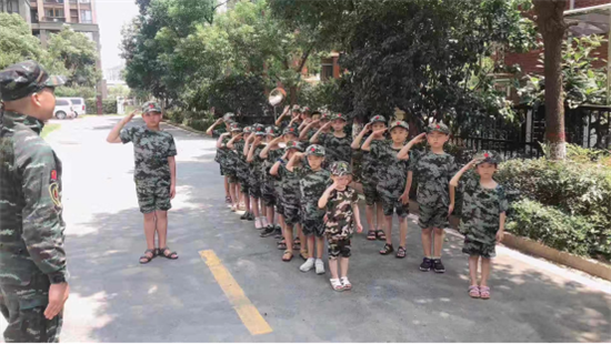 让童年因绿都绽放光彩!2019年第三届全国绿都物业童军营顺利结营