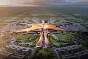 通航在即!白云化工全方位、多领域助力大兴机场建设