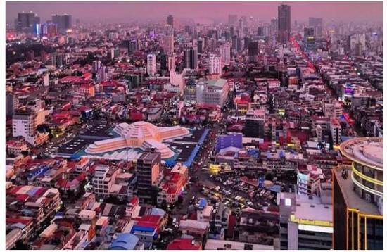 柬埔寨房產業發展繼續高歌猛進,西港海景房引全球注目