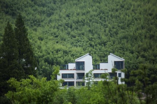 一场山里的光影艺术派对,原舍·怀谷开启民宿行业模式新篇章