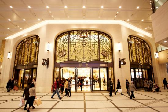 春节日本购物攻略:人气百货必逛