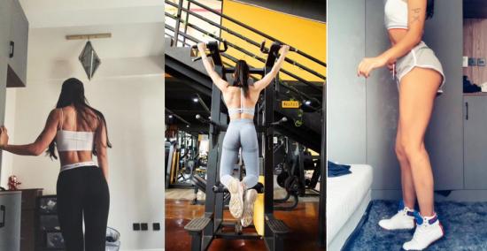 河南一女子健身12年,胸部缩小30%?