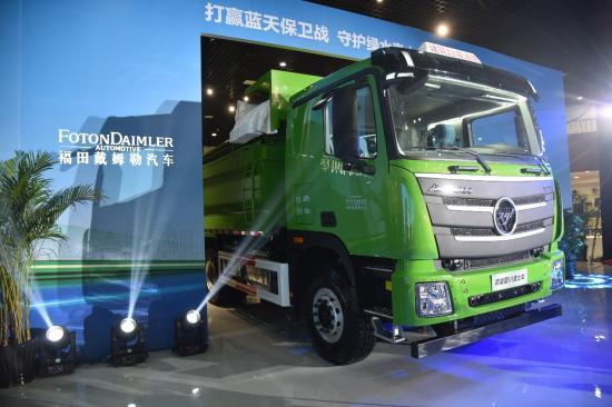 再次大批量采购国六车型,这两家渣土运输公司为何只用欧曼车?