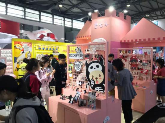 科技与文化相遇——科技新贵七斗,闪耀CES Asia 2019